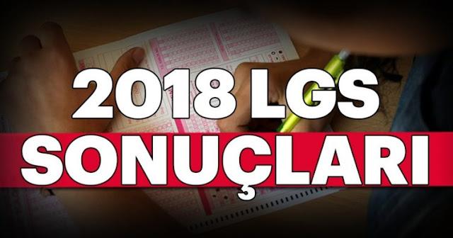 2018 LGS Sonuçları İçin 3 Gün Kaldı