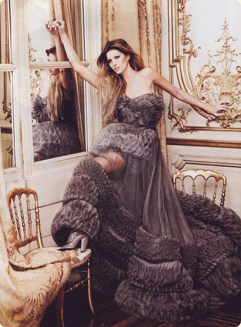 Dramatic Evening Dresses