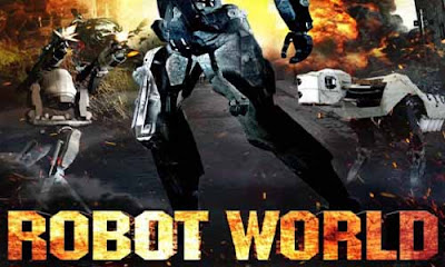 Robot World (2016)  Watch Full Movie Online Free (DVDRiP)