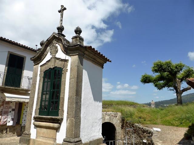 Valencia Do Minho, capilla
