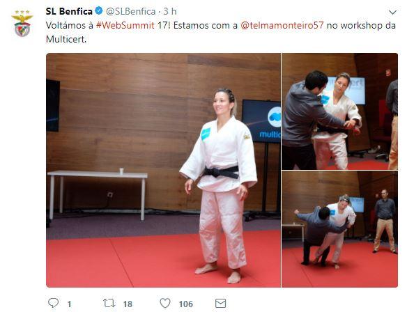 Telma Monteiro Multicert