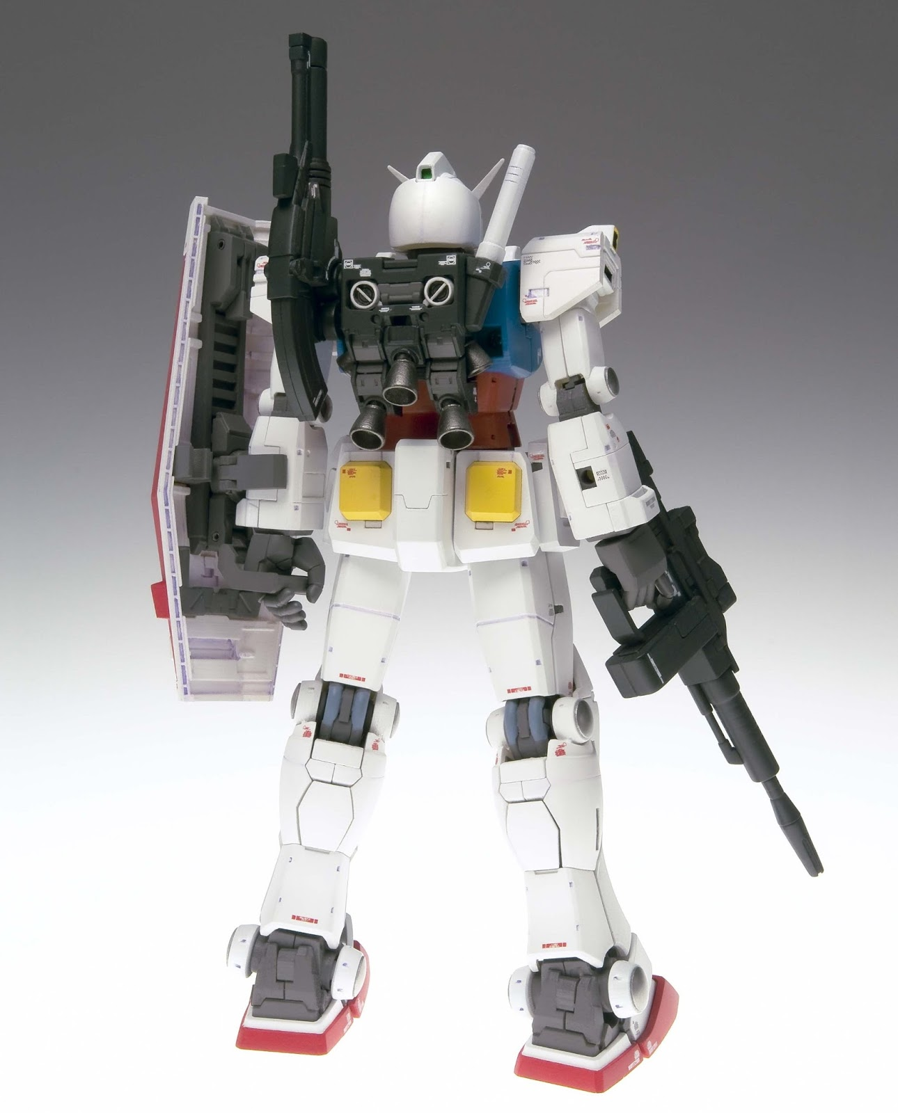 G.F.F.METAL COMPOSITE RX-78-02 Gundam THE ORIGIN (Reissue)