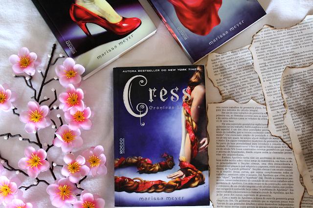 Cress - Crônicas Lunares #03 - Marissa Meyer
