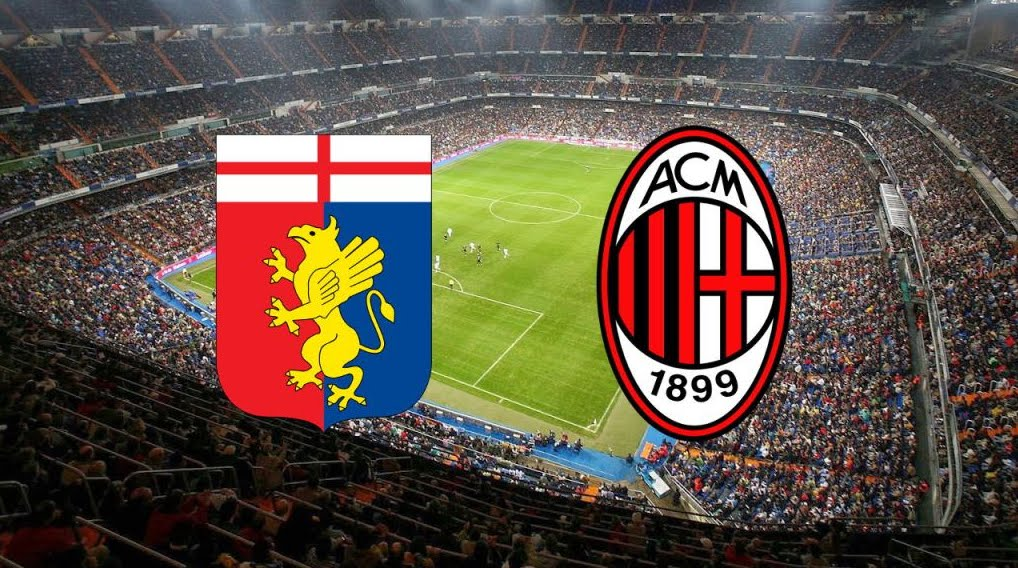Rojadirecta Genoa Milan Streaming Gratis.