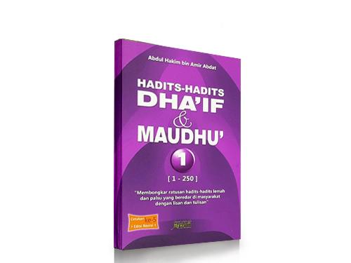 Klasifikasi Hadits Dhaif As Sunnah