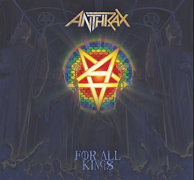 Anthrax - For All Kings - cover album
