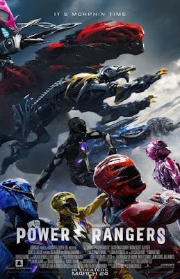 descargar Power Rangers (2017) en Español Latino