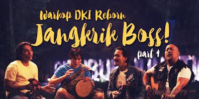 Film Warkop DKI Reborn Jangkrik Boss 2016 Download Full Movie