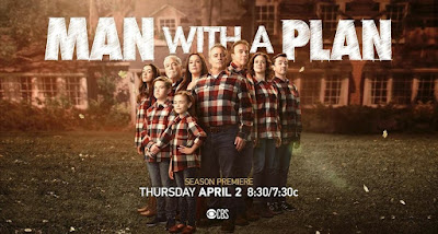 Tercera temporada de Man With a Plan