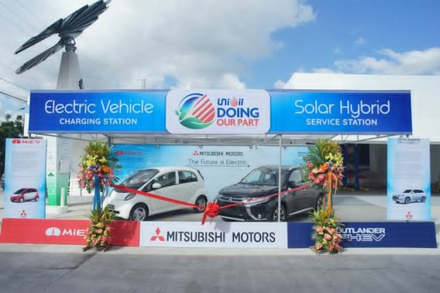 Electric Vehicle Charging Stations Coming Up