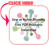 Free PDF download from Sew at Home Mummy | Paint Tracker and Planner for your home!