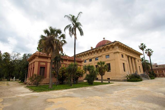 Villa Giulia-Giardino botanico-Palermo