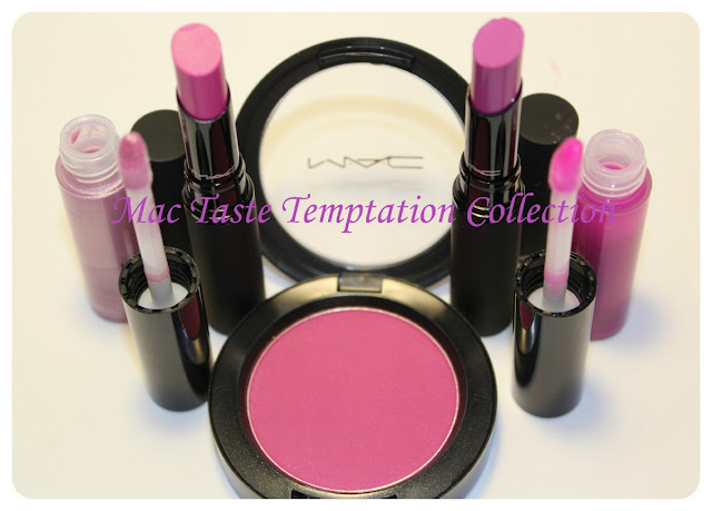 Mac Taste Temptation Holiday Collection