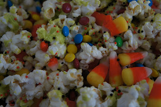 Eating My Way Back Quot Boo Quot A Neighbor With Monster Mix