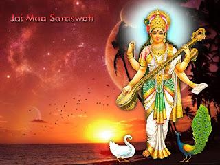 Saraswathi maa Slokas