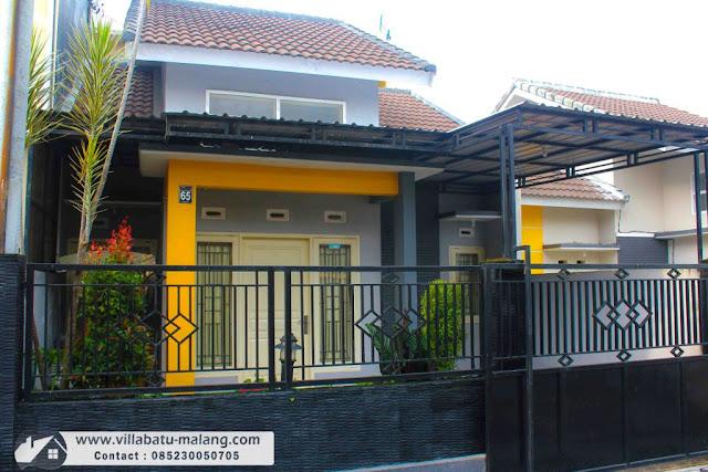 Disewakan Harian Villa di Kota Batu Malang