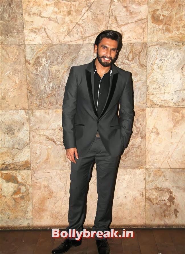 Ranveer Singh, Ram Leela Premiere Photos