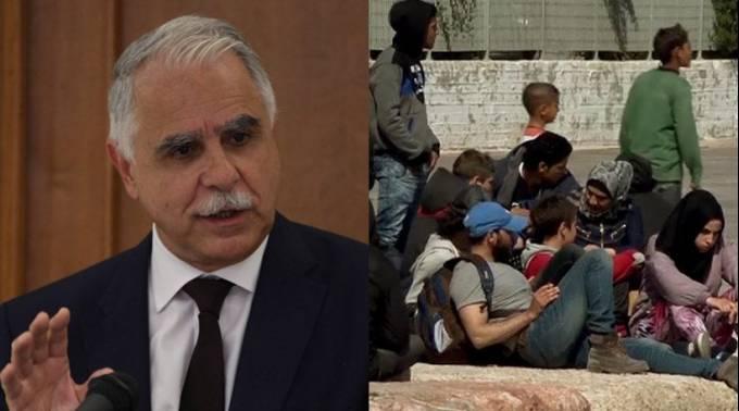 Υφυπουργός Μεταναστευτικής Πολιτικής αλλιως δουλεμπόριο : Να συνηθίσουν οι Χιώτες να ζουν με τους... λαθρομετανάστες!
