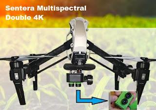 Sentera Multispectral Double 4K