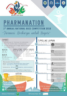 PHARMANATION 2016