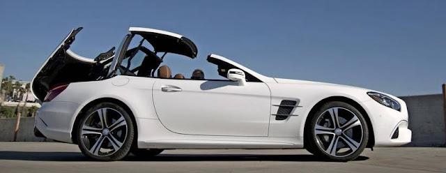 Mercedes SL 400 thiết kế hoàn hảo, tinh tế, đẳng cấp số 1