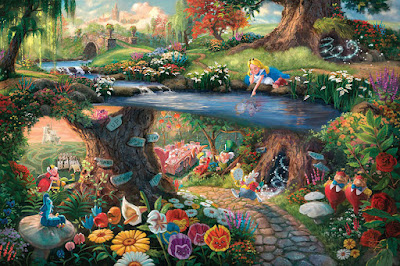 L' Artista della luce - Painter of Light Thomas Kinkade