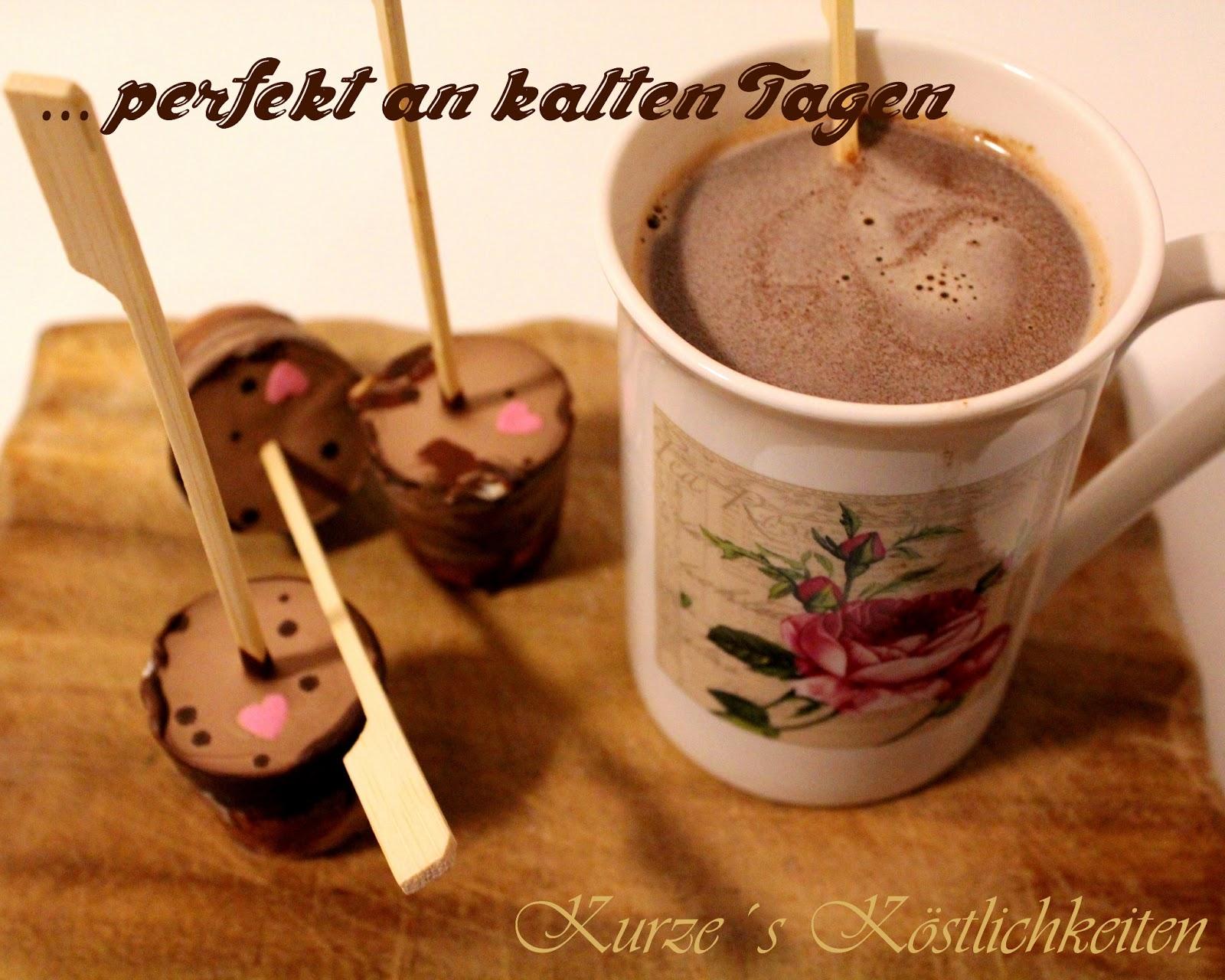 Kurzes Köstlichkeiten Schokolade Am Stiel