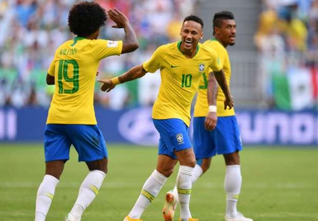 BELGIUM VS BRAZIL MATCH 2018