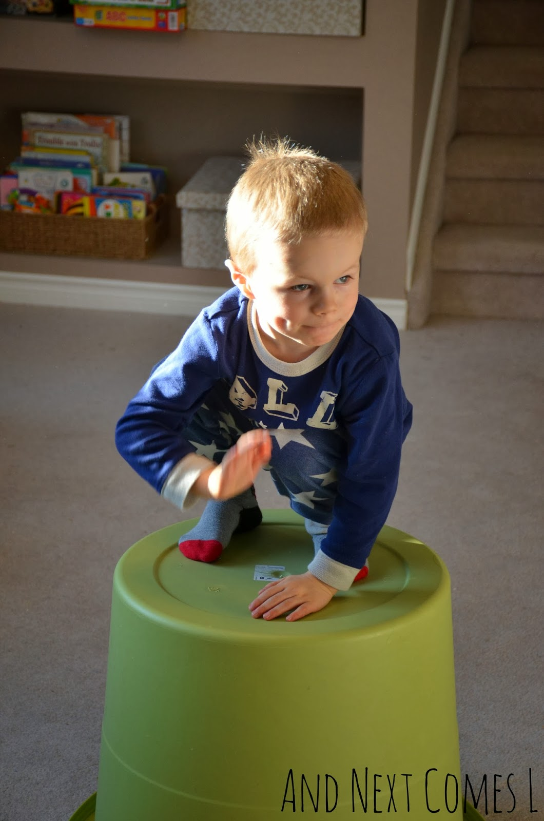 Exploring music with buckets from And Next Comes L