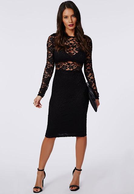 Especial vestidos con encaje