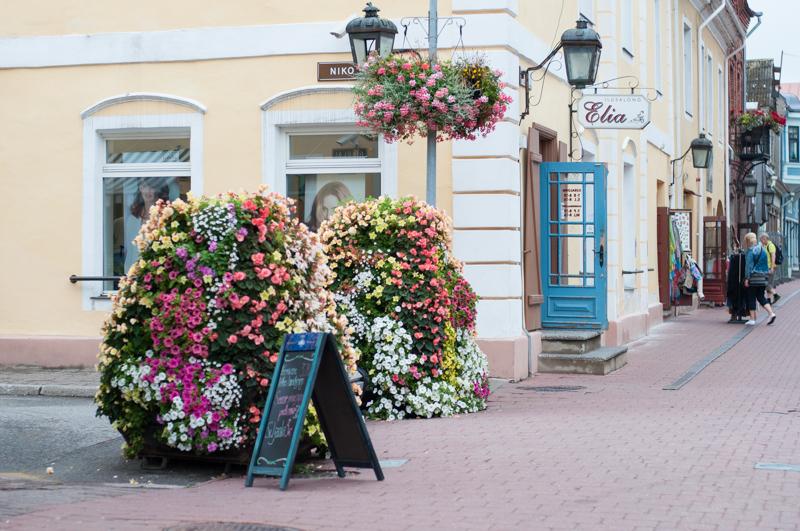 Idyllinen ja keskieurooppalainen Pärnu