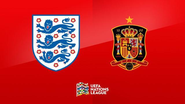 Prediksi Inggris vs Spanyol, UEFA Nations League, 8 September 2018