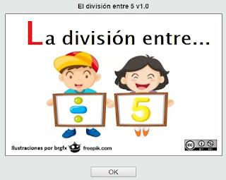 La división ABN por 5.