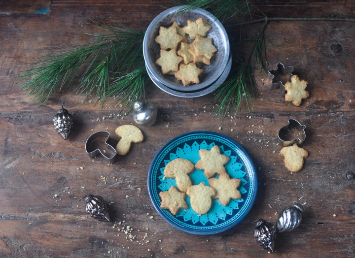 gluten free Butter Cookies from Germany, a traditional and delicious treat for the holidays