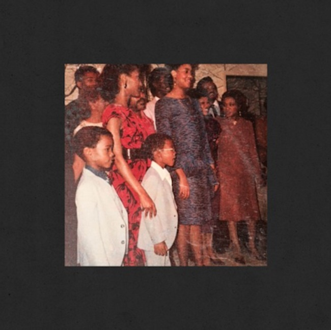 Kanye West - No More Parties In L.A. (Feat. Kendrick Lamar)