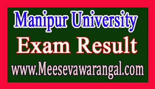 Manipur University MA Linguistics (Old) IInd Sem June 2016 Exam Results