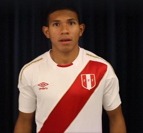 PERU 2ND KIT  WORLD CUP 2018 SUBBUTEO TOP SPIN TEAM
