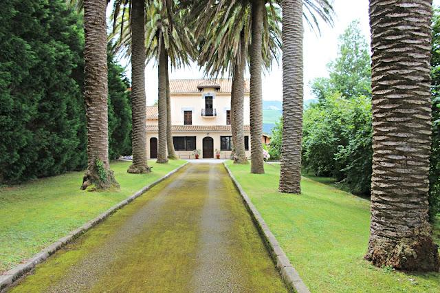 Las imágenes que yo veo: Casas de Indianos. El lujo en España de ...