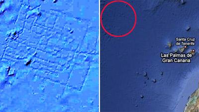 ¿Es esta la verdadera ubicación de la mítica Atlántida?