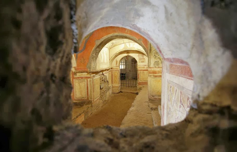 Visit the Vatican's ancient catacombs with Google Maps tour