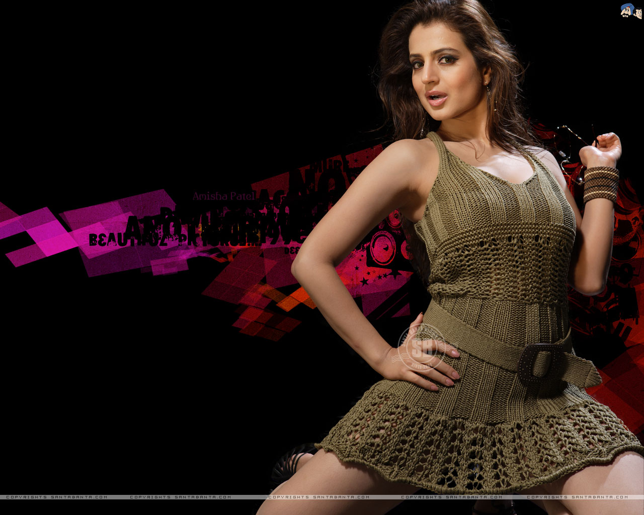 Nonarian: Hot Amisha Patel