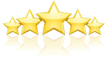 Elance Star Ratings Calculation
