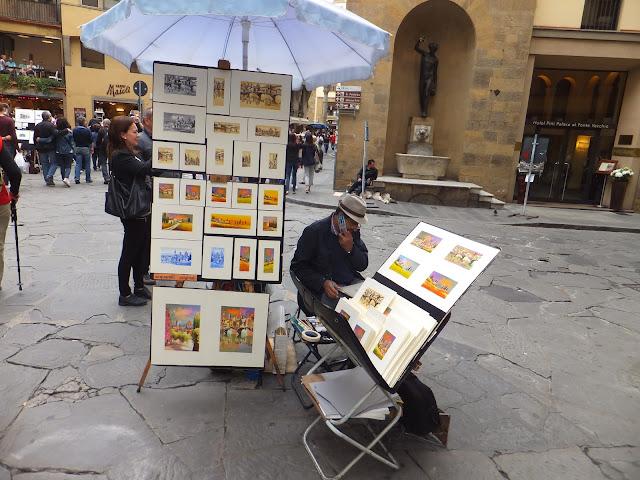 Ponte Vecchio, Firenze, Italia, Travel, Blogger, elisaorigami