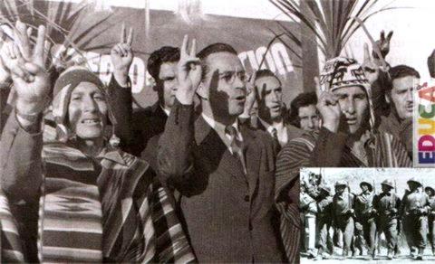 Victor Paz Estenssoro - 9 de abril de 1952