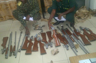Drugs, criminals, trafficked children, guns, gold intercepted in Interpol operation across Nigeria, Togo, Ghana, Benin