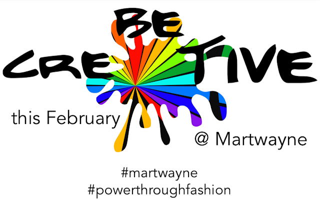 Be Creative this Month @ Martwayne! Learn Textile Design, Corsetry, Fashion Design, Fashion Illustration & Computer Aided Design coming up this month!