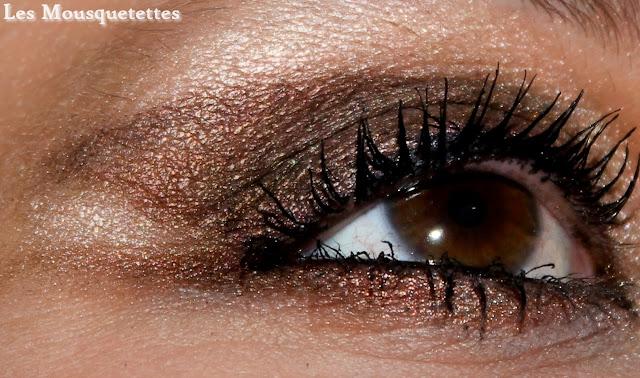 KIKO makeup Cream crush eyeshadows - Les Mousquetettes©
