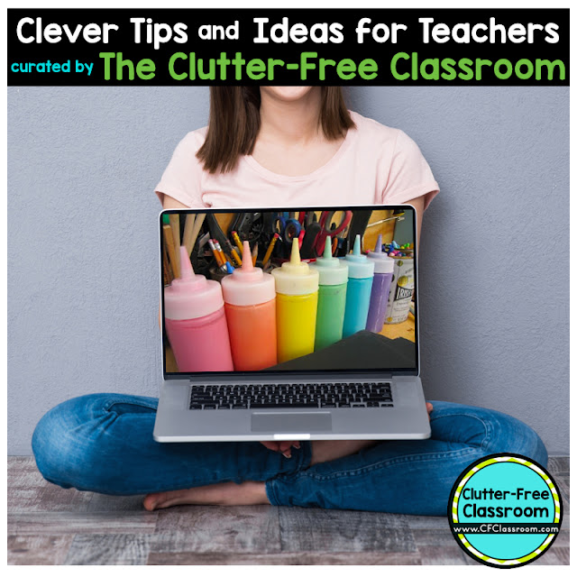 Are you wondering how to make paint? This blog post from the Clutter-Free Classroom shows you how to add a fun art supply to your classroom projects.