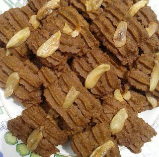 Gambar Kue Kering Spikulas Cookies