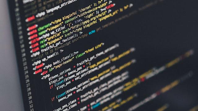 code - 5 Bahasa Pemrogaman Terpopuler Di Indonesia